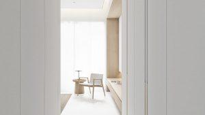 Mẫu nội thất căn hộ phong cách tối giản